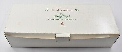 The Shirley Temple Christmas Doll Collection Good Samaritan Doll In Box ()