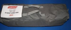 Genuine Coleman Event Shelter 4.5m X 4.5m (15ft) Replacement Spare BAG