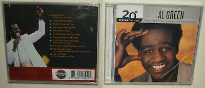 New CD -  The Best of Al Green the Millennium Collection - 20th Century (The Best Of Al Green Cd)