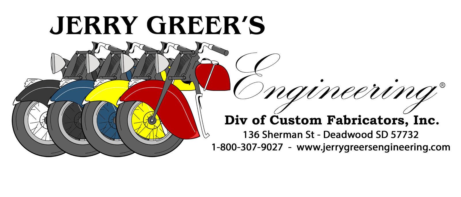 Jerry Greer s Engineering
