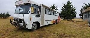 1971 Bedford Comair Bus-Motorhome SOLD!