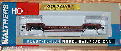 Walthers 932 7885 Gold Line 90 Ton Gsc Depressed Center Flat Car Up 50005