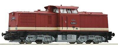 """Roco H0 70811 Diesellok BR 114 298-3 der DR """"Neuheit 2021"""" - NEU + OVP"""