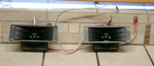 Klipsch  K77 TWEETER HORNS
