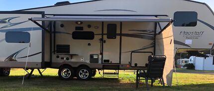 2017 Flagstaff Carvan