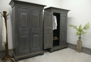 Solid Wood Armoire $2095 & More By LIKEN Woodworks