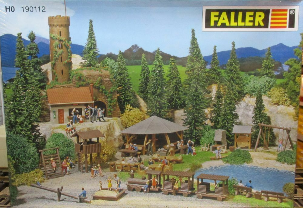 Faller 180536 Marquages routiers