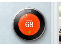 Wanted someone who can fit a nest thermostat ...electrician, heating engineer, gas fitter ect
