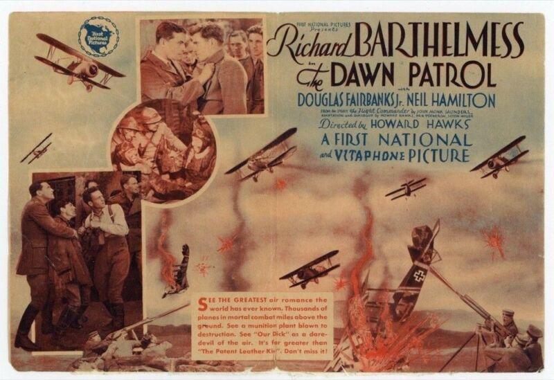 DAWN PATROL, THE (1932) 21650