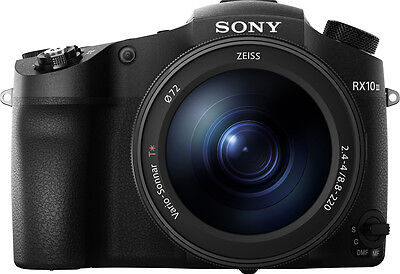 Sony Cyber-shot RX10 III 20.1 Megapixel Bridge Camera - 3 LC
