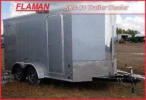 2016 Southland XRCHT-716-78-BD Enclosed Cargo Trailer