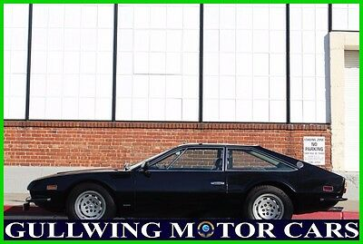 Lamborghini Jarama S  1972 Used Manual