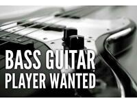 Bass Player needed for a James Brown inspired Funk and Soul band