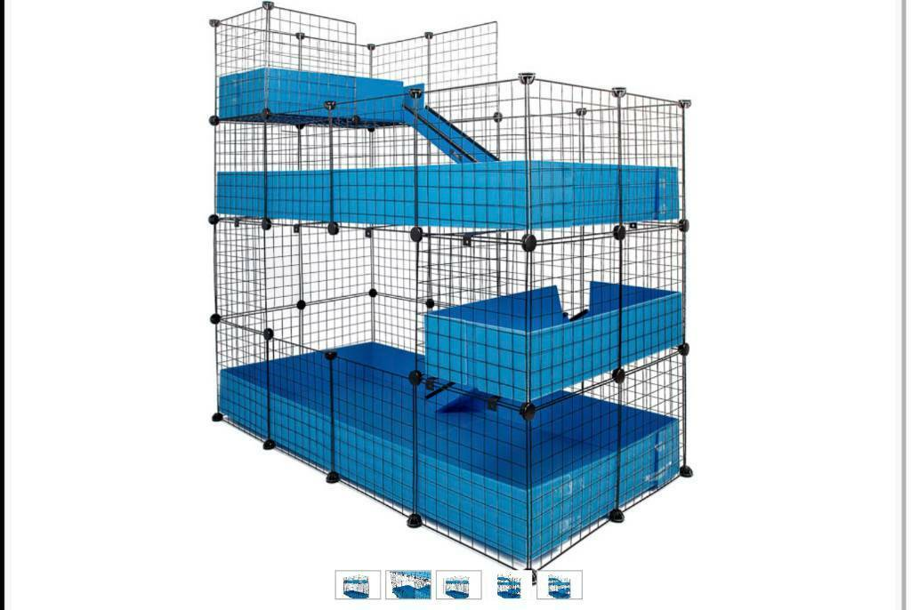 C c guinea pig cage with supplies in lisburn county for Discount guinea pig supplies