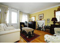Pimlico SW1. Newly Redecorated Large, Light & Modern 2-3 Bed Furnished Flat with Balcony