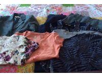 Bundle ladies' clothes size 12