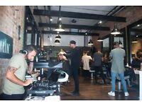 FULL TIME BARBERS WANTED AT MINT BOURNEMOUTH