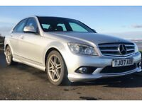 Mercedes C220 2.1 Diesel Automatic