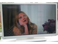 """Toshiba 32"""" LED TV with Integrated DVD Player"""