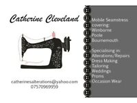 Mobile Alterations Seamstress