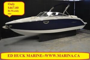 2013 Cobalt Boats R5 NO PAYMENTS UNTIL MAY!