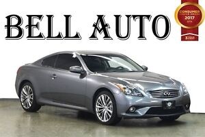 2012 Infiniti G37X 2DOOR COUPE SPORT PKG NAVIGATION BACK UP CAME