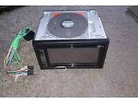 Pioneer doubledin stereo