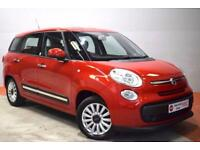 FIAT 500L MPW 1.3 MULTIJET POP STAR 7 Seater 5 Door (red) 2015