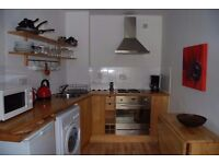 One bedroom flat in an amazing central location in Tollcross