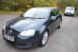 Volkswagen Golf 1.4 tsi gt 170bhp low mileage!