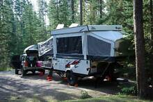 Offroad Jayco Camper Trailer with large storage deck Maryland Newcastle Area Preview