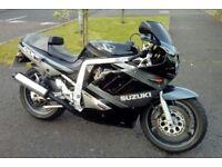 1989 SUZUKI GSX-R 750K, Original, low mileage bike. SLINGSHOT, SWAP SOMETHING INTERESTING!