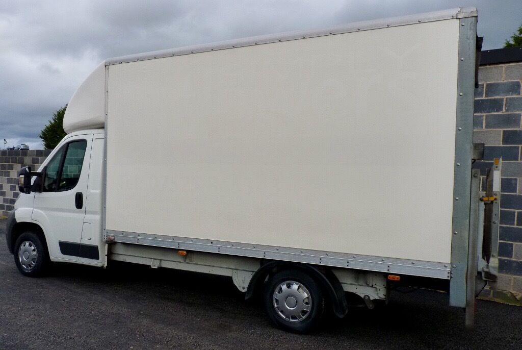 c351ba723f ☎️24 7 🚚 MAN AND LUTON VAN REMOVAL   MOVING SERVICE HIRE 7.5 TON TRUCK  WITH TAIL LIFT PALLET MOVERS