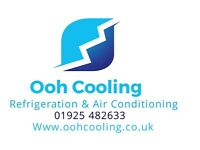 Commercial Refrigeration and Air Conditioning engineer
