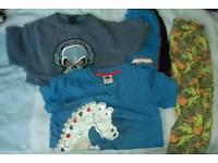 Boys clothes age 4 - 5