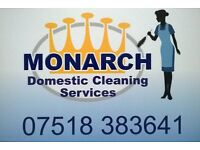 Cleaner available in the Norwich area