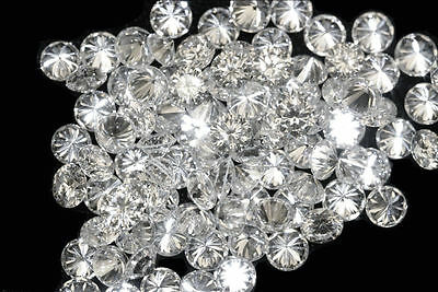 NATURAL Loose 10 Round Diamonds Clarity SI1-SI2 G-H White Color 0.20CT 100% Real