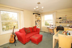 Large one bedroom flat with views over Exeter convenient for city centre, University and hospitals.