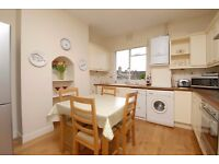 A STUNNING TWO DOUBLE BEDROOM TWO BATHROOM SPLIT LEVEL PERIOD CONVERSION FLAT ON BEAUCHAMP ROAD