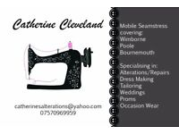 Mobile Alterations Seamstress