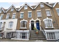 A LARGE TWO DOUBLE BEDROOM MAISONETTE ON AUCKLAND ROAD, CLAPHAM JUNCTION