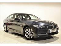 BMW 5 SERIES 2.0 520D SE 4d AUTO 181 BHP (grey) 2013