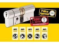 LOCKSMITH & UPVC MAINTENANCE/REPAIRS. FULL HOME SECURITY CHECKS.