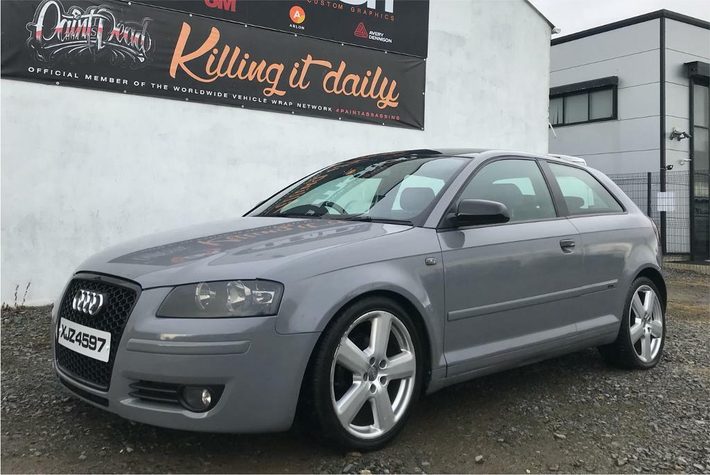 2006 audi a3 sline in lisburn county antrim gumtree. Black Bedroom Furniture Sets. Home Design Ideas