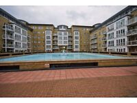 Stunning 3 bed, 2 bath situated on the riverfront, excellent transport links via DLR & Jubilee line.