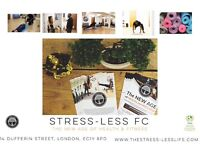 Join the Stress-Less Holistic Personal Fitness Team