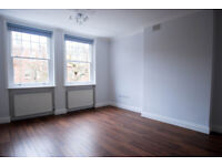 Three bedroom, two bathroom apartment in South Hampstead NW6