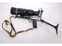 Photo Sniper kit with Tair 3S MC 4.5 300mm lens