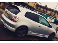 Honda Civic type r/ep3 alloys
