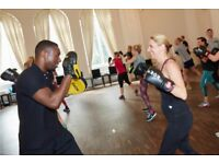 Personal Trainer and Boxfit Classes